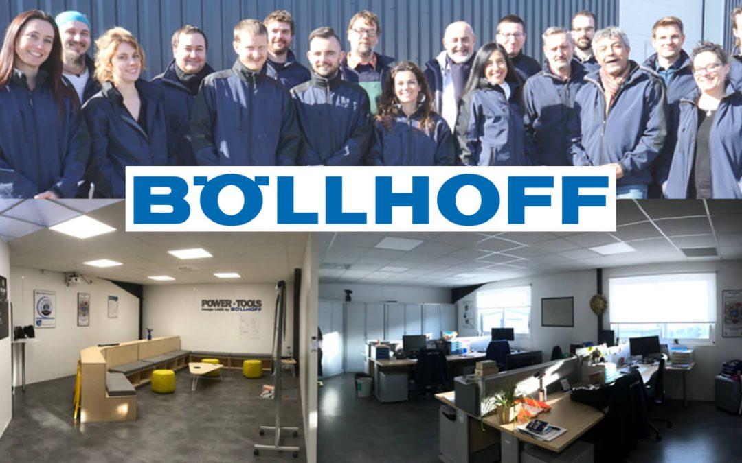 Böllhoff Frankreich – Méthode agile