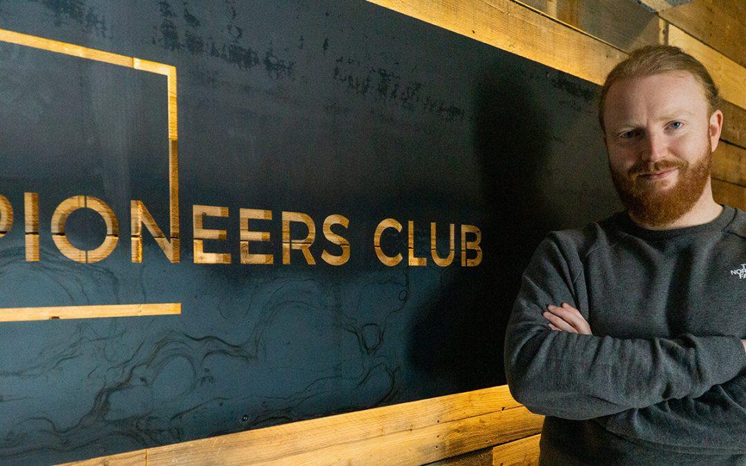 Verstärkung für den Pioneers Club