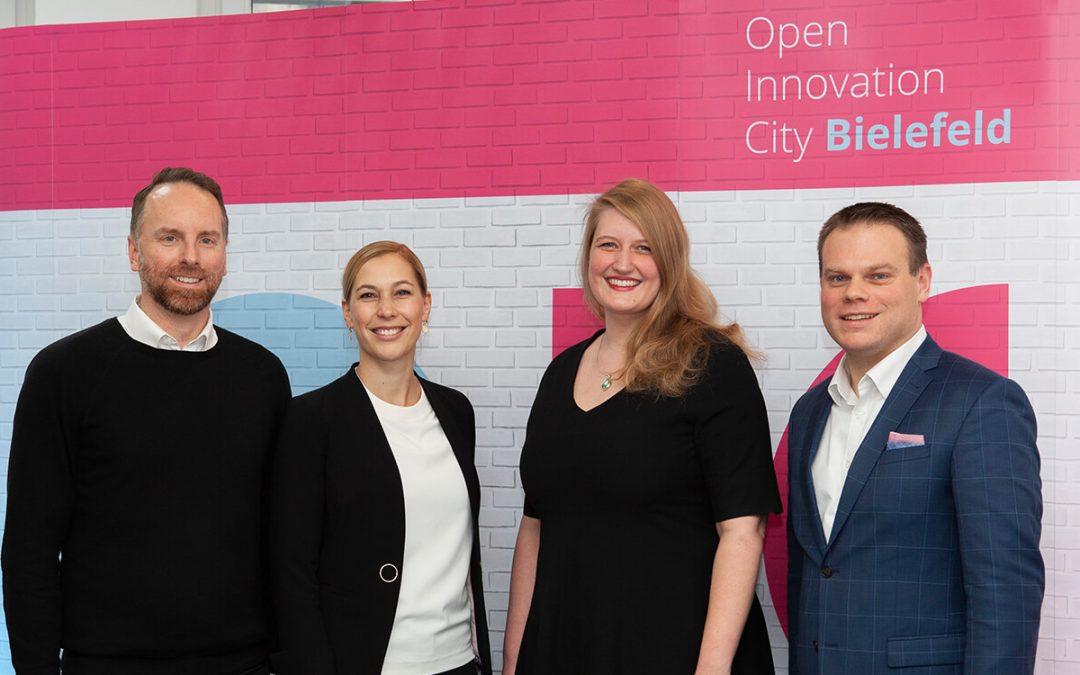 Open Innovation City – Bielefeld