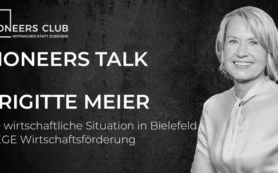Pioneers Talk – Die Wirtschaftliche Situation in Bielefeld