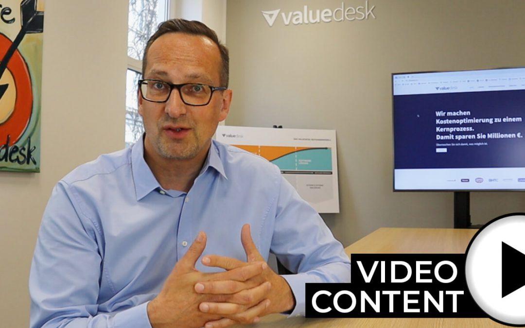 Pioneers Club Stories: Valuedesk