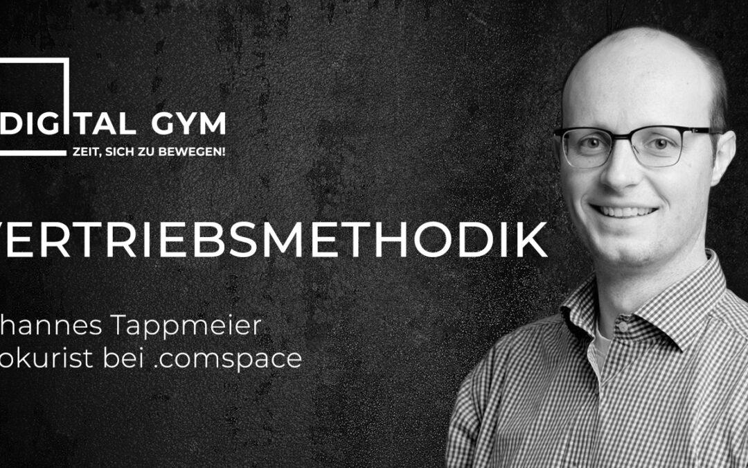 Digital Gym: Vertriebsmethodik
