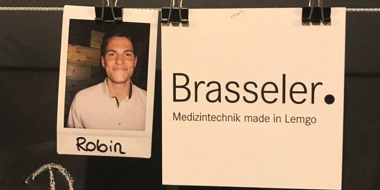 Member Monday: Brasseler
