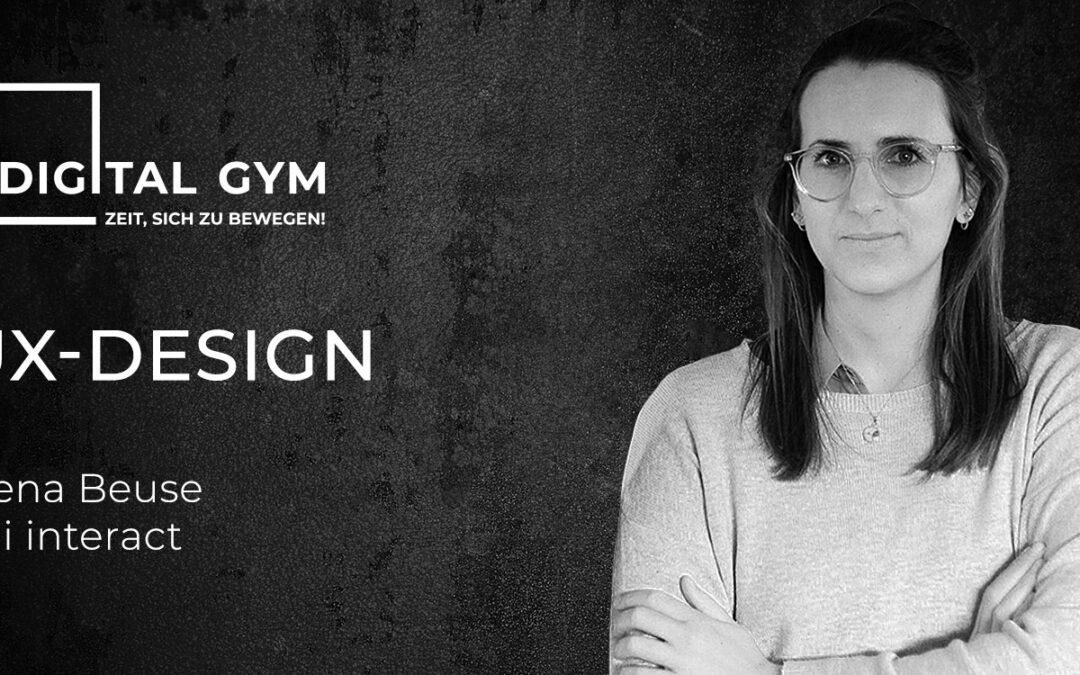 Digital Gym: UX-Design