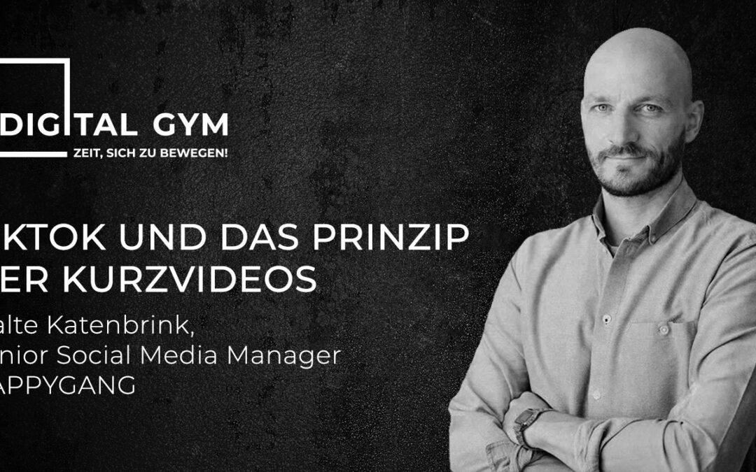 Digital Gym: TikTok und das Prinzip der Kurzvideos